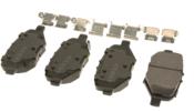 VW Brake Pad Set - Akebono 7B0698451G
