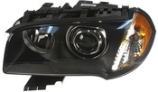 BMW Headlight Assembly - Magneti Marelli 63123418396