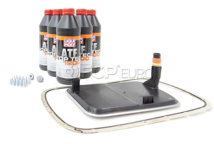 BMW Automatic Transmission Service Kit (A5S360R A5S390R) - Liqui Moly 24117557070KIT1