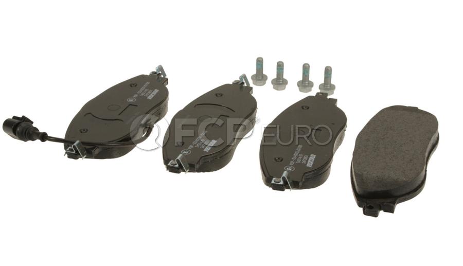 Audi VW Brake Pad Set - Textar 8V0698151C