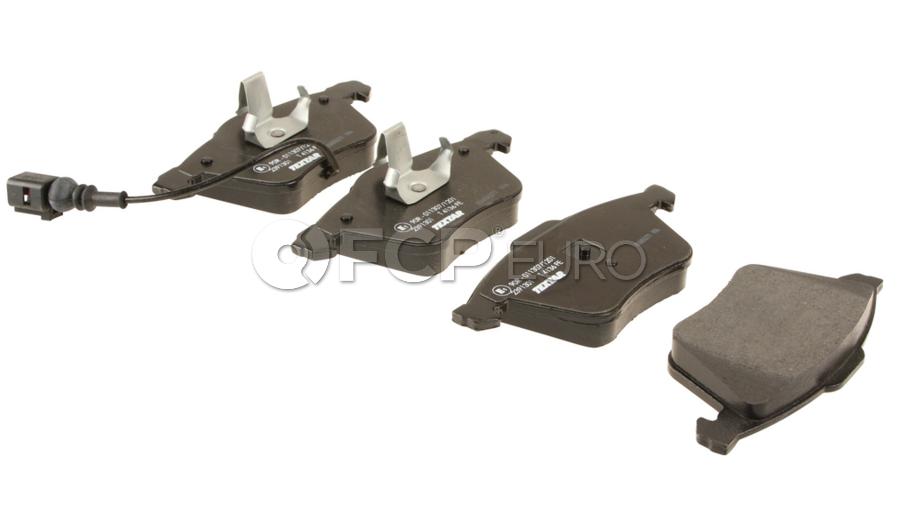 Audi VW Brake Pad Set - Textar 8J0698151F