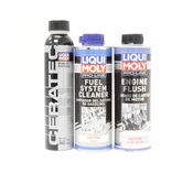 4 Cylinder Additive Kit (Step 1) - Liqui Moly LMK0001