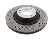 Porsche Brake Disc - VNE 7816
