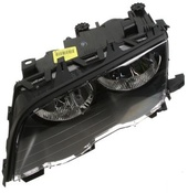 BMW Headlight Assembly - Magneti Marelli 63126920605