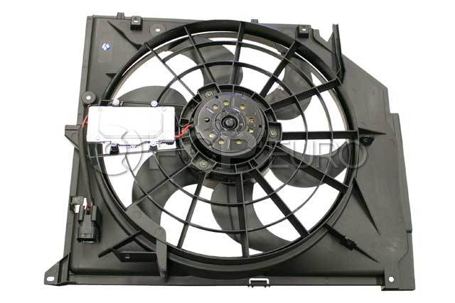 BMW Cooling Fan Assembly - CoolXpert 17117561757
