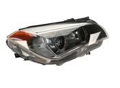 BMW Adaptive Xenon Headlight Assembly - Valeo 63117290272