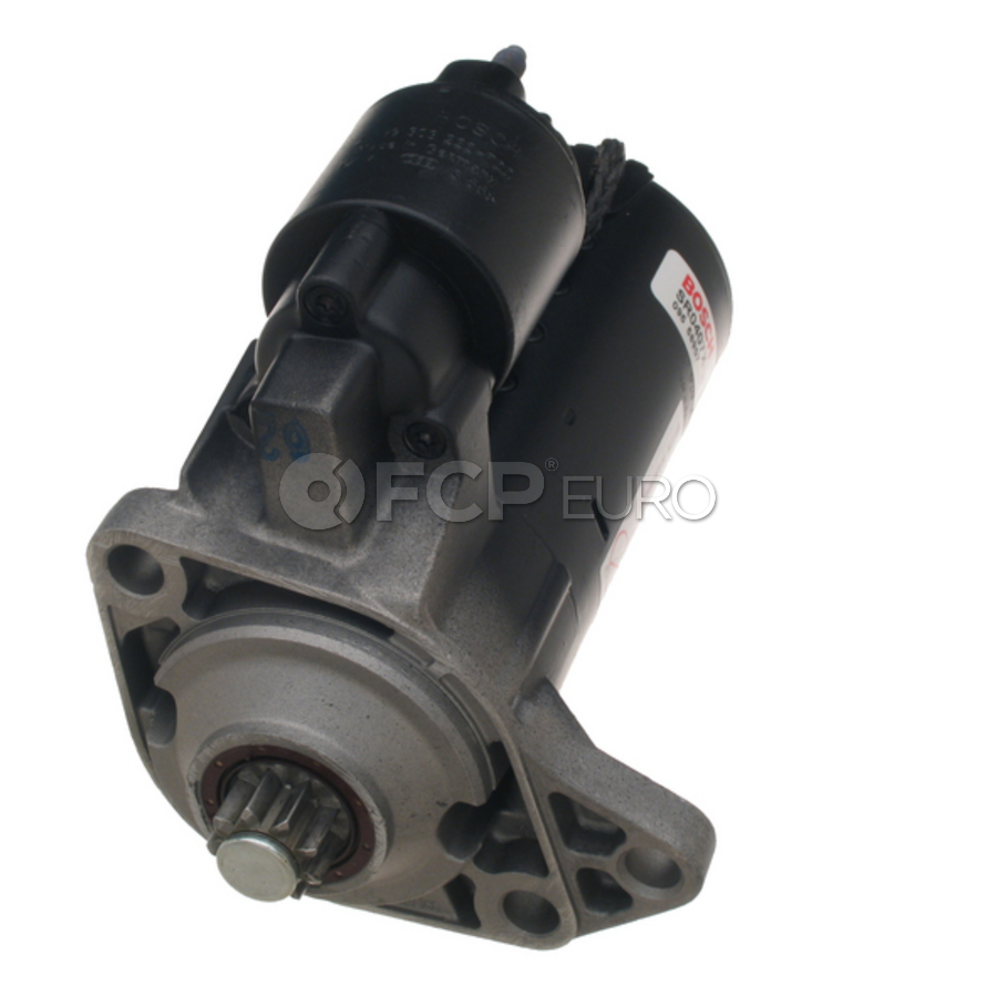 VW Starter Motor - Bosch 020911024AX