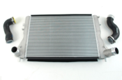 Audi VW FSI Front Mounted Intercooler Kit - AWE Tuning 451011014