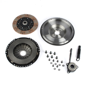 VW Stage 3 Clutch and Flywheel Kit - Black Forest Industries BFI20F240ST3