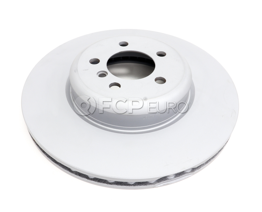 BMW Brake Disc - Zimmermann 34106797606