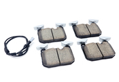 BMW Brake Pad Set - Akebono EUR1880