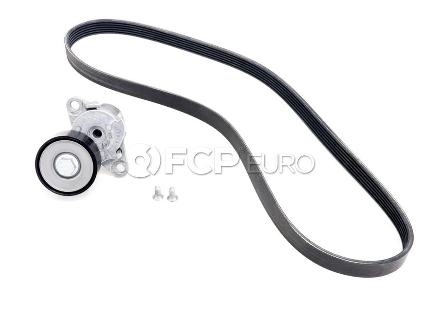 Audi VW Serpentine Belt Kit - INA/Conti 536486