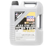 VW Audi Diesel Oil Change Kit 5W-40 - Liqui Moly KIT-538962
