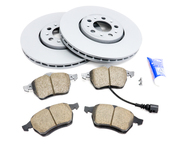 VW Brake Kit - Zimmermann KIT-536230