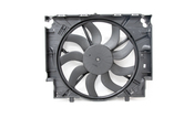 BMW Cooling Fan Assembly (E60 535i) - Mahle Behr 17427603658
