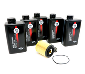Mini 0W-30 Oil Change Kit - Genuine Mini 11427512446KT