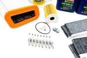 BMW Comprehensive Service Kit - Liqui Moly/Mann 540108