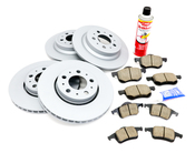 Volvo Brake Kit - Zimmermann KIT-540180