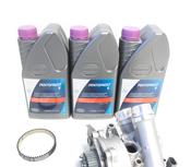 VW Water Pump Kit - Graf KIT-539689