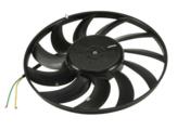 Audi Cooling Fan Motor - Nissens 8E0959455A