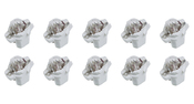 VW Audi Instrument Panel Light Bulb 10 PACK - Jahn 431919040A