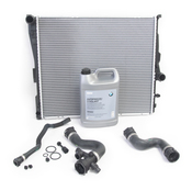 BMW Radiator Replacement Kit - 17113415693KT