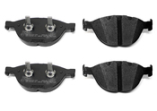 BMW Brake Pad Set - Jurid 34116774258