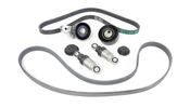 BMW Accessory Drive Belt Kit (E60 E63 E64 M5 M6) - 11287838226KT1