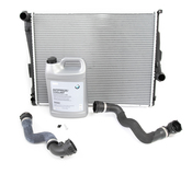 BMW Radiator Replacement Kit - 17119071517KT1