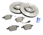 Audi VW Brake Kit - Brembo KIT-536233