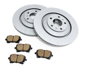 Audi VW Brake Kit - Zimmermann 4E0615601LKT