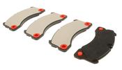 Porsche Brake Pad Set - TRW GDB1774