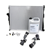 BMW Radiator Replacement Kit - 17119071517KT2