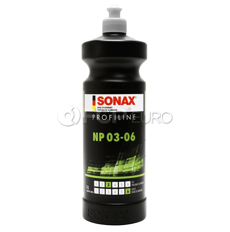 ProfiLine Nano Polish - SONAX 208300