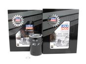 Porsche Engine Oil Change Kit (20W50) - Liqui Moly/Mahle 539005KT