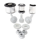 Porsche Control Arm Bushing Kit - Lemforder/Genuine 970BUSHKT