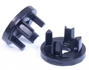 Porsche Transmission Mount Bushing Insert - Powerflex PFR57-123B