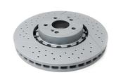 Mercedes Disc Brake - Zimmermann 2124210512