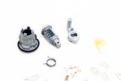 BMW Rep.Kit F Lock Cylinder - Genuine BMW 51219556313