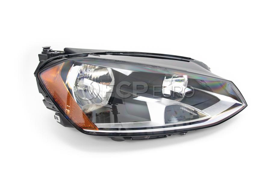 VW Headlight Assembly - Valeo 5G0941006