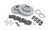 Porsche Brake Kit - Zimmermann/Textar 996BRKT