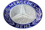 Mercedes Hood Emblem - Genuine Mercedes 1078800088