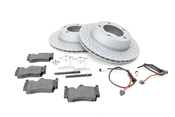 Porsche Brake Kit - Zimmermann/Textar 987BRKT2