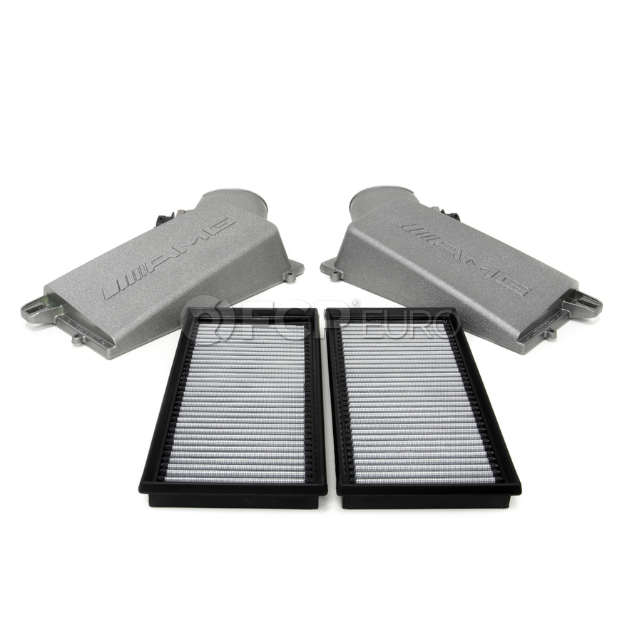 Mercedes Air Filter Cover Kit - Genuine Mercedes 156094