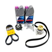 VW Timing Belt Kit - Contitech KIT-06B109119AKT16