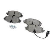 Audi VW Brake Pad Set - Textar 8V0698151G
