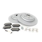 Mercedes Brake Kit - Zimmermann 1664230012