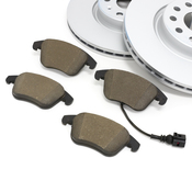 VW Brake Kit - ATE KIT-1K0615301AAKT4