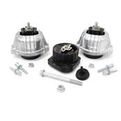 BMW Comprehensive Engine Mount Kit - Corteco 22116768852KT