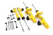 VW Shock And Strut Assembly Kit - Bilstein B6 KIT-23254343KT2